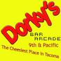 Dorky's Arcade logo