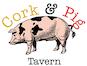 Cork & Pig Tavern logo
