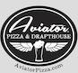 Aviator Pizza & Drafthouse logo