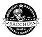 Bacchus Restaurant, Brewery & Billiards logo