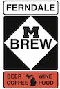 M-Brew logo