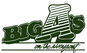 Big A's On the Riverfront logo