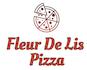 Fleur De Lis Pizza logo