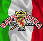 Famous Ray's Pizza logo