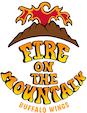 Fire on the Mountain Buffalo Wings | Fremont logo