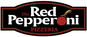 The Red Pepperoni logo