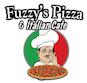 Fuzzy's Pizza & Cafe logo