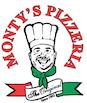 Monty's Pizza logo