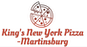 King's New York Pizza - Martinsburg logo