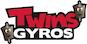 Twins Gyros logo