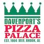 Davenport's Pizza Palace logo
