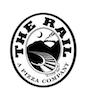 The Rail A Pizza Company logo