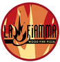 La Fiamma Wood Fire Pizza logo