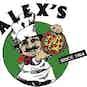 Alex's Pizza Palace logo