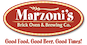 Marzoni's Brick Oven & Brewing logo