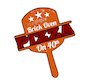 Pizza On 40th logo