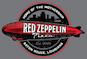 Red Zeppelin Pizza logo