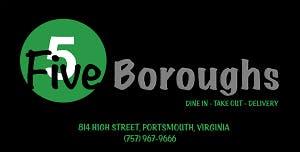 Five Boroughs Restaurant