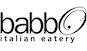 Babbo Italian Eatery logo