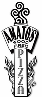 Amato's Woodfired Pizza logo