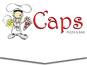 Caps Pizza & Bar logo