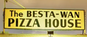 The Besta Wan Pizza House logo
