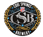 Cool Springs Brewery logo