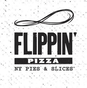 Flippin' Pizza San Marcos logo