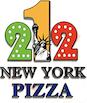212 New York Pizza logo
