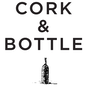 Cork & Bottle logo