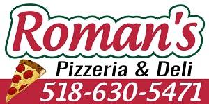 Roman's Pizzeria & Deli