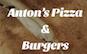 Anton's Pizza & Burgers logo