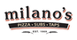 Milano's Pizza, Subs & Taps logo