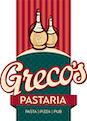 Greco's Pastaria logo