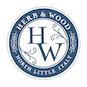 Herb & Wood logo