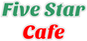Five Star Cafe logo