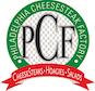 Philadelphia Cheesesteak Factory logo
