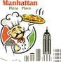 Manhattan Pizza Place logo