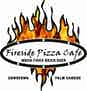 Fireside Pizza Cafe logo