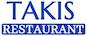 Takis Restaurant logo