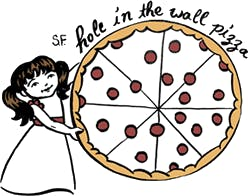 SF Hole In The Wall Pizza