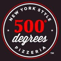 500 Degrees Pizzeria