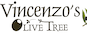 Vincenzo's Olive Tree logo