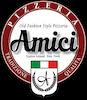 Amici Brick Oven Pizza logo