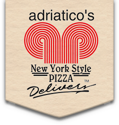 Adriatico's New York Style Pizza