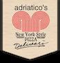 Adriatico's New York Style Pizza logo