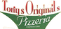 Tony's Original's Pizzeria logo