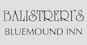 Balistreri's Bluemound Inn logo