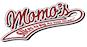 Momo's Pizza logo