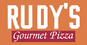 Rudy's Gourmet Pizza logo